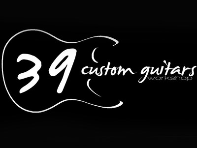 39 custom guitars